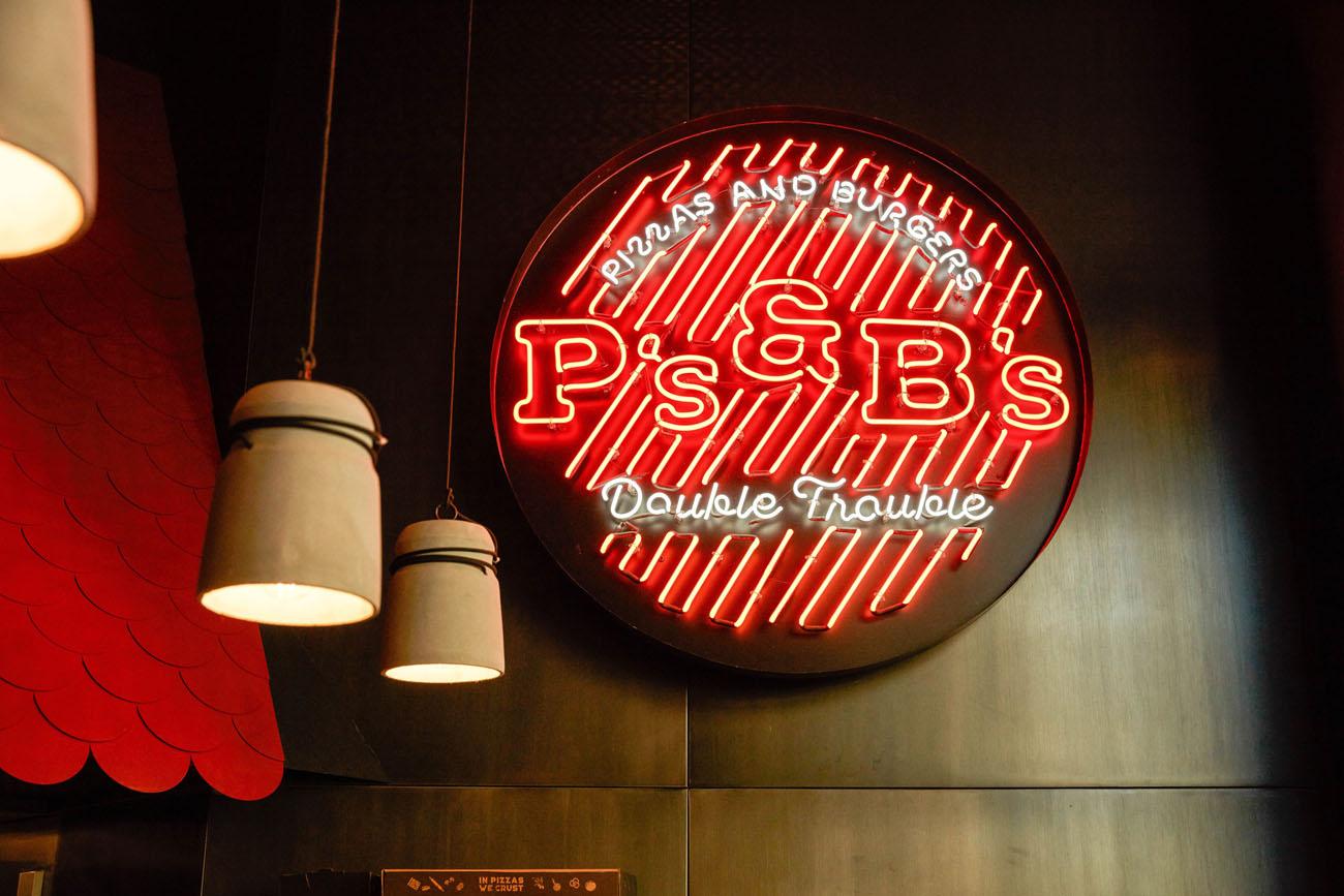 P's&B's